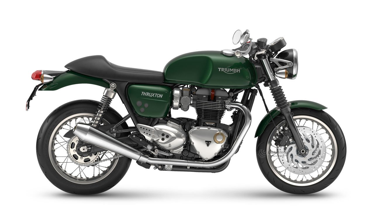 Thruxton Competition Green