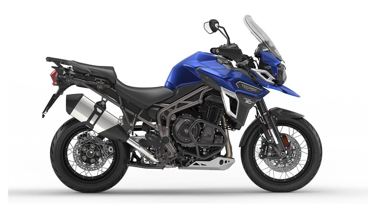 Tiger Explorer XCX Lucerne Blue