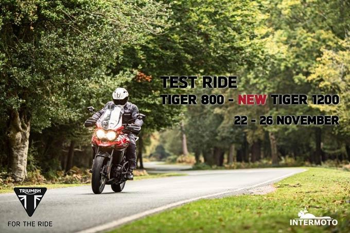 Test Ride Week Explorer 1200